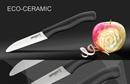 Нож керамический кухонный фрутоножик Samura Eco-Ceramic SC-0011BL