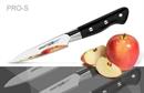 Нож кухонный стальной овощной Samura PRO-S SP-0010/G-10
