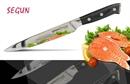 Нож кухонный Samura SEGUN для нарезки, AUS-10, 3 слоя, G-10 SS-0045/G-10