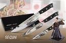 """Набор из 3 ножей """"Samura SEGUN"""", SS-0010,SS-0023,SS-0085 в подарочной коробке, G-10 SS-0220/G-10"""