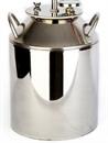 Перегонный куб на 20 литров c широкой горловиной + термометр
