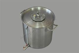 Куб для дистилляции/ректификации ХД/4-37В (внешний нагрев)