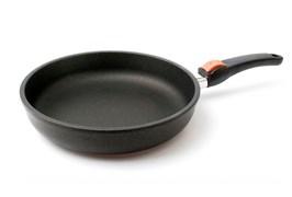 Сковорода гриль со съемной ручкой 28 см