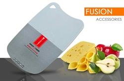 Доска термопластиковая с антибактериальным покрытием Samura FUSION SF-02G