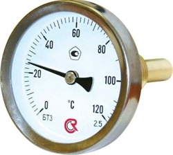 Термометр биметаллический - фото 5137