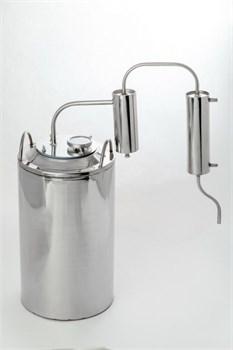 """Дистиллятор бытовой Алковар """"Уфимец"""" 20 литров + термометр - фото 6728"""