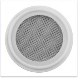 Прокладка под кламп с сеточкой силиконовая 1,5-2,0 дюйма - фото 7672