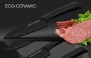Нож керамический кухонный Шеф Samura Eco-Ceramic SC-0082B