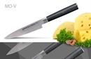 Нож кухонный стальной универсальный Samura Mo-V SM-0021/G-10