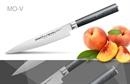 Нож кухонный стальной универсальный Samura Mo-V SM-0023/G-10