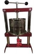 Пресс Фрегат с защитой от брызг,22 литра,домкратный