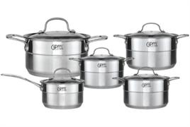 Набор посуды GIPFEL 1539 GALA 10пр