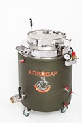 Пароводяной котел 100 литров тэн 4,5 кВт