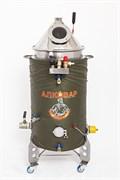 Пароводяной котел 50 литров тэн 4,5 кВт