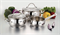 Набор посуды TERZA Gipfel 1509 5пр - фото 7124